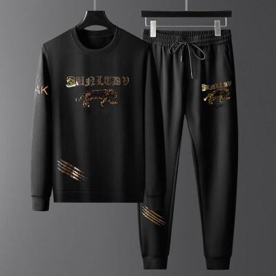 男士秋季卫衣 休闲运动套装 2052-3052