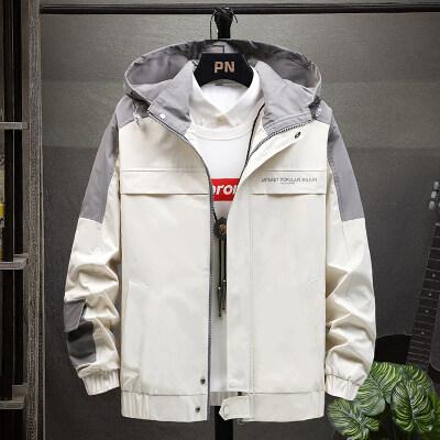 9902夹克男士工装夹克港风夹克潮男夹克青少年男外套