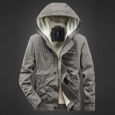 男士棉衣中款2020新款秋冬季韩版潮流加厚学生冬装羽绒棉服