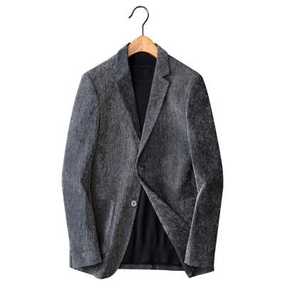 白底图 男士修身韩版帅气单西上衣单件便西潮流X28-p210控价310