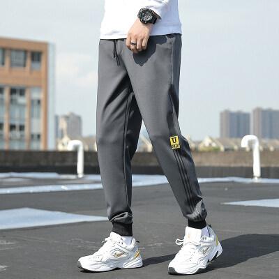 男士休闲裤2020春秋季新款韩版时尚百搭男裤青少年裤子
