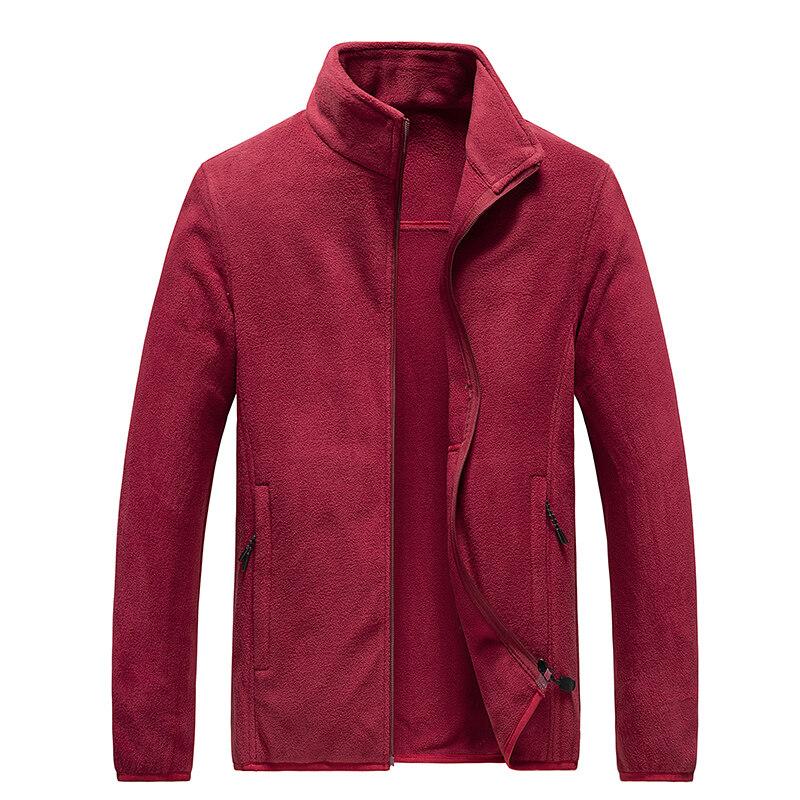 卫衣男开衫外套加绒加厚摇粒绒长袖宽松冬季秋季户外抓绒衣