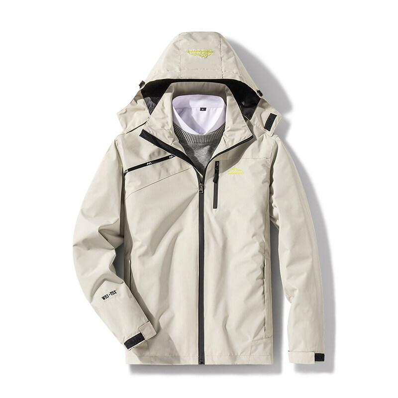 秋季新款高品质情侣款防风户外运动休闲必备外套