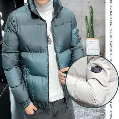 飞利亚棉衣男冬季加厚2020年新款潮牌男士冬装羽绒棉服冬