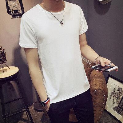 赠品白色T恤【M-4XL】大量现货