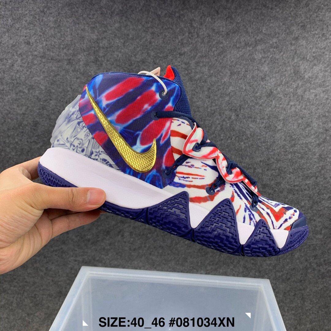 114391公司级真标气垫 NK Kyrie S2 欧文男女情侣款篮球鞋