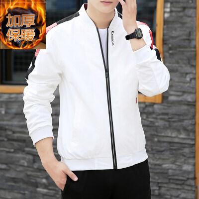 加绒夹克男青年外套独新款厂家直销长期有货主推款支持一件代发