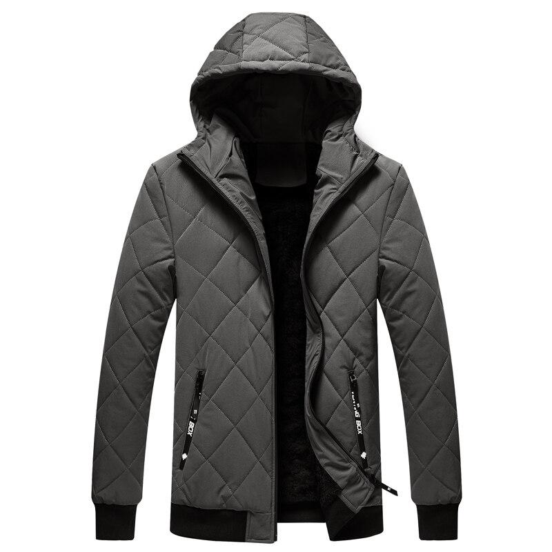 008男士外套2020新款棉衣冬季韩版潮牌帅气短款连帽棉服