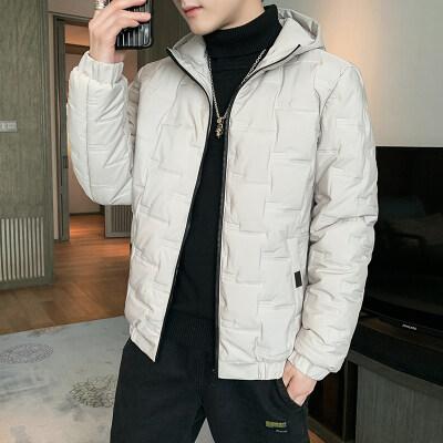 2020新款男装棉衣男士棉服外套休闲上衣