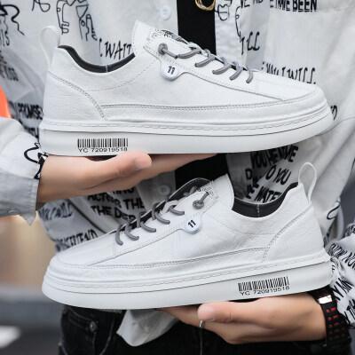 欧牧者Y301 爆款小白鞋学生运动休闲潮鞋子百搭男鞋Y301