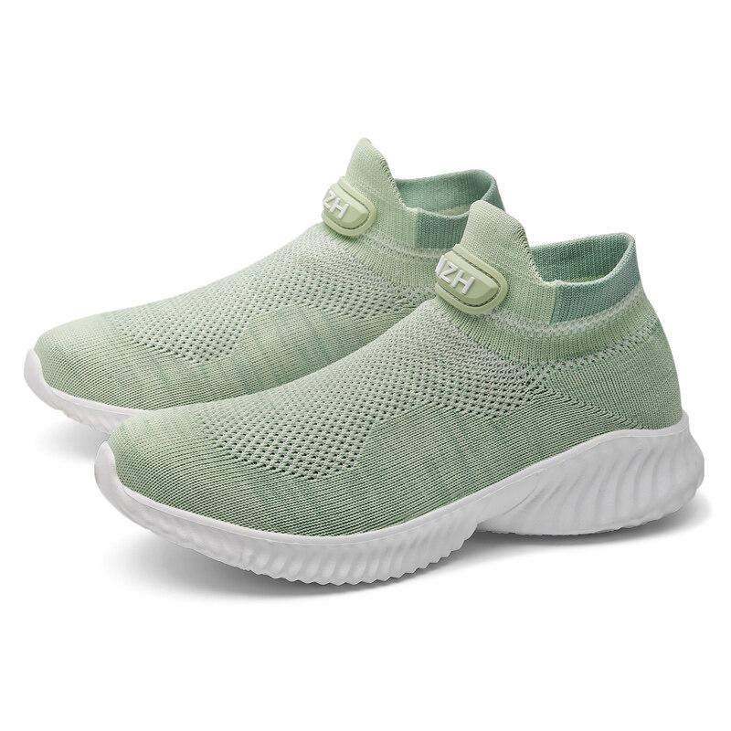 262伟和时尚外贸爆款休闲运动袜子鞋