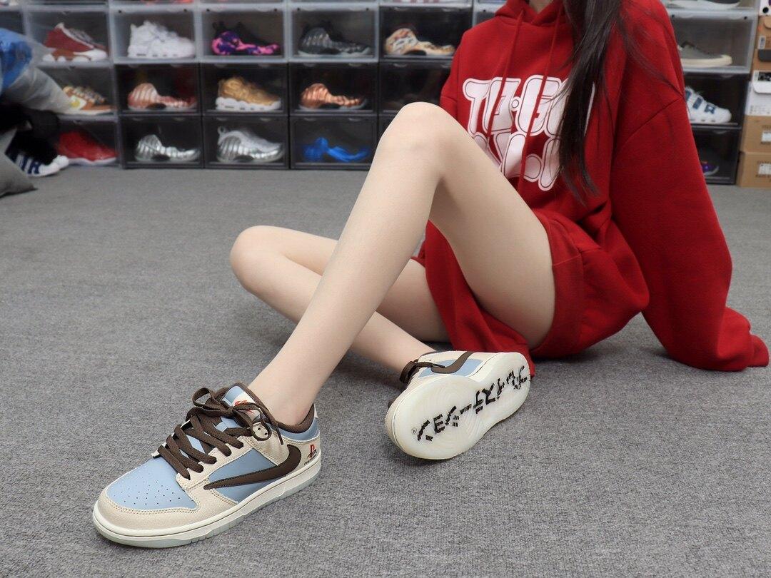 90158莆田鞋 NIKE SB DunK LoW三方联名滑板鞋低帮