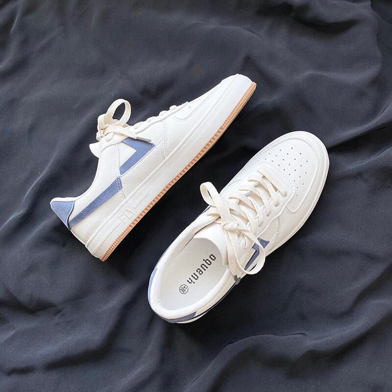9759新款ins风板鞋韩版潮流百搭小白鞋休闲鞋男潮鞋 XZ517-1 XZ06 P55