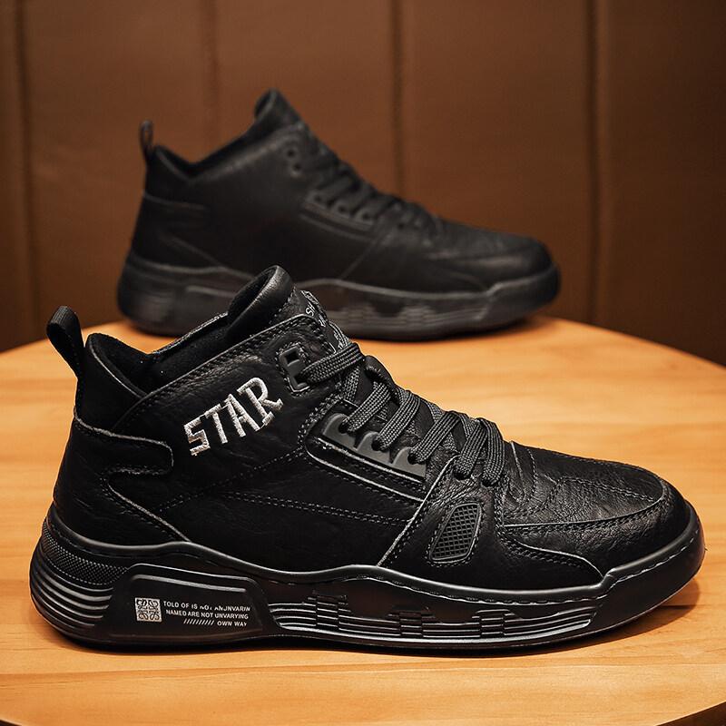 18079主推款新款高品质橡塑底运动休闲鞋