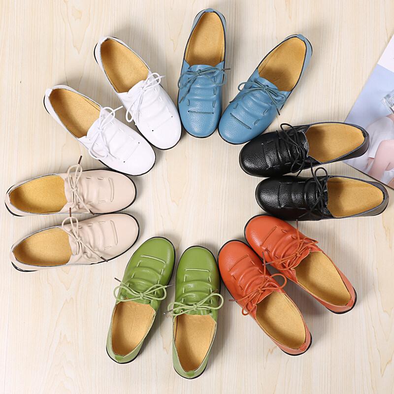 00185经典款妈妈套脚松紧一脚蹬跑量加棉单鞋女鞋35-42大码跨境