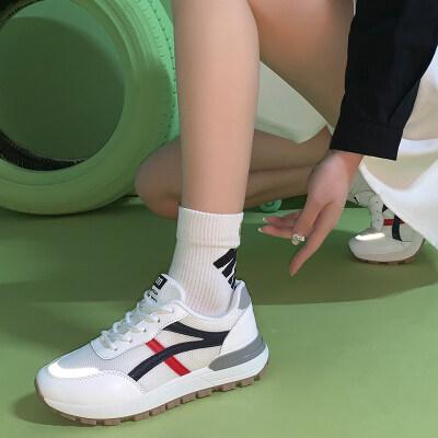 锦福林★D671春夏新款阿甘鞋运动女鞋*主推价格优惠
