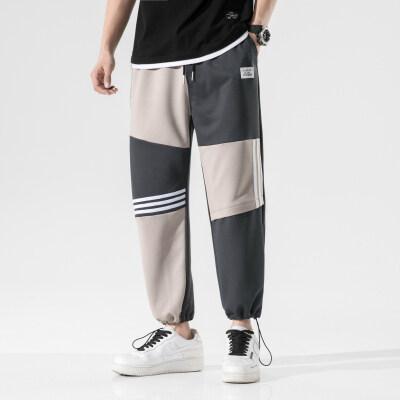 日系- 无影墙   K804-P30   100%聚酯纤维   2021春季新款休闲裤