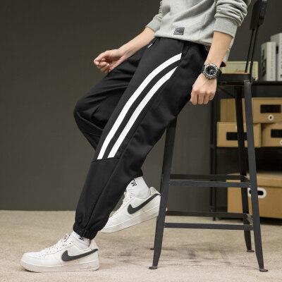 日系-灰墙鞋盒   K802-P28   100%聚酯纤维   2021春季新款休闲裤