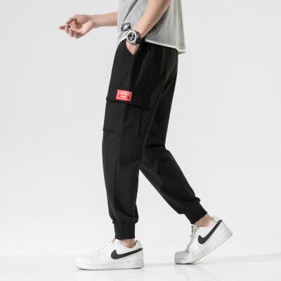 无影墙   K096-P30   95%聚酯纤维5%氨纶   2021春季新款休闲裤