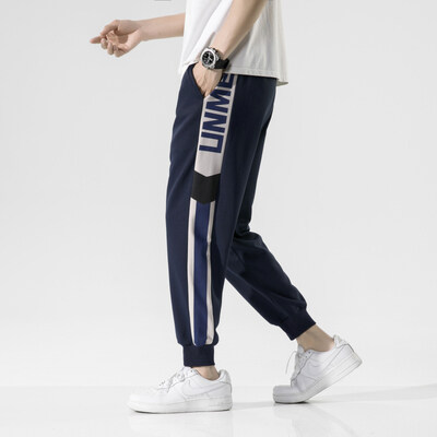 日系-无影墙   K801-P28   100%聚酯纤维   2021春季新款休闲裤