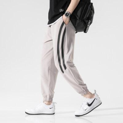 日系-无影墙   K802-P28   100%聚酯纤维   2021春季新款休闲裤