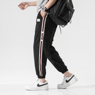 日系-无影墙   K803-P28   100%聚酯纤维  2021春季新款休闲裤