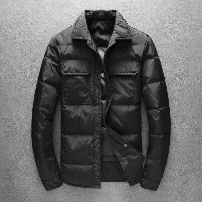 2020冬季男士时尚夹克羽绒服短款羽绒服 88030/P285  长期有货