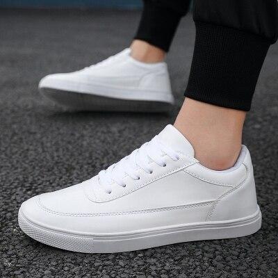 菜鸟@1715 开学季小白鞋学生百搭板鞋休闲鞋