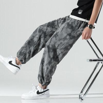 日系无影墙  K010-P33   100%聚酯纤维   2021夏季新款休闲裤