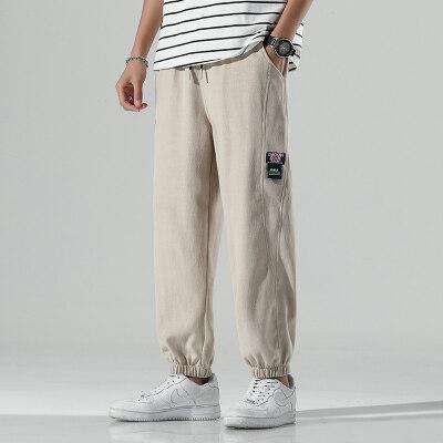 日系无影墙  K021-P33   98.3%聚酯纤维1.7%氨纶  夏季新款休闲裤