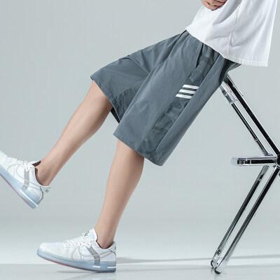 日系-无影墙   K2112-P25   100%聚酯纤维    2021夏季新款休闲裤