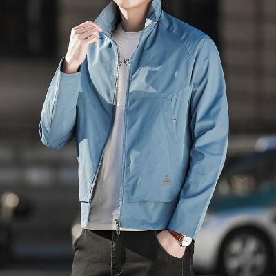 超爆款JK99P55 男士外套新款夹克春秋季潮流韩版休闲潮牌百搭帅气