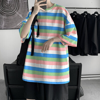 大皂风-Z    DT130-P30   100%棉    夏季宽松大码新款短袖半袖男