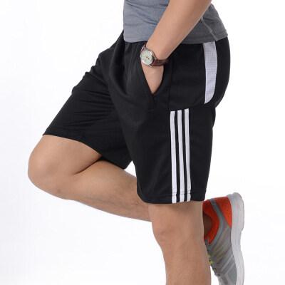 运动短裤男速干透气夏季男士健身跑步训练运动休闲裤五分裤子男