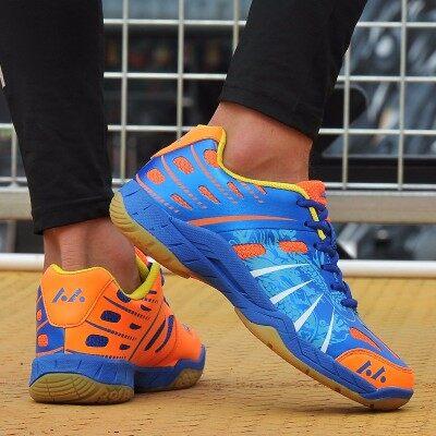 新款羽毛球鞋 夏季网面 男女款 防滑耐磨运动鞋