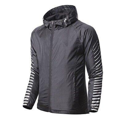 春季运动风衣外套男士连帽,青少年薄款夹克外套公版可以印LOG
