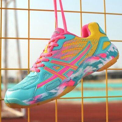 专业羽毛球鞋 羽毛球运动鞋 防滑耐磨减震 男女鞋 儿童羽毛球