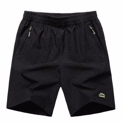 厂家直销短裤男士休闲裤五分裤加肥加大码户外运动裤宽松沙滩裤